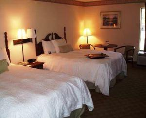 Hampton Inn Valdosta/Lake Park Area, Отели  Lake Park - big - 1