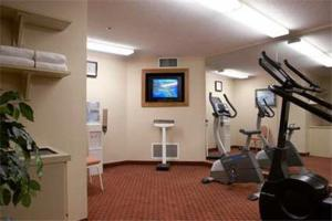 Hampton Inn Valdosta/Lake Park Area, Отели  Lake Park - big - 10