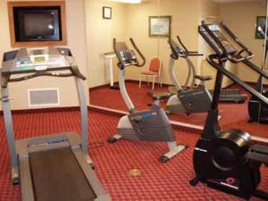 Hampton Inn Valdosta/Lake Park Area, Отели  Lake Park - big - 9