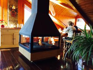 El Xalet de Taüll Hotel Rural, Hotely  Taull - big - 77