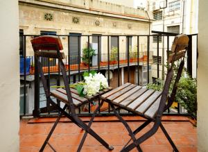 Two-Bedroom Apartment with balcony - Pelayo, 5