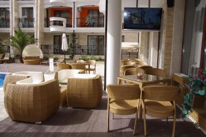 Harmony Palace, Aparthotely  Slunečné pobřeží - big - 47