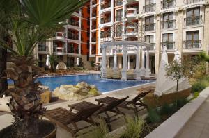 Harmony Palace, Aparthotely  Slunečné pobřeží - big - 52