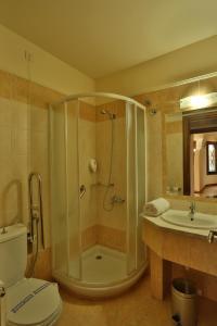 Xenios Dias, Hotel  Litóchoron - big - 5