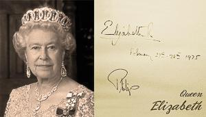Queen Elizabeth & Prince Philip Suite