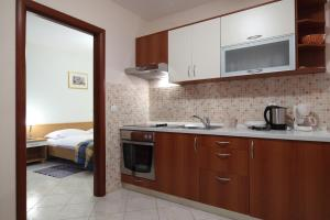 4 stern appartement Apartments Ivana Baška Voda Kroatien