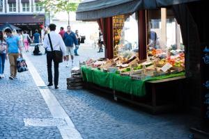 Smartflats City - Perron, Ferienwohnungen  Lüttich - big - 49