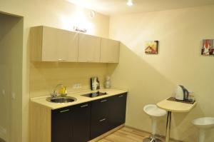 Yes Nord-City, Apartmanhotelek  Szentpétervár - big - 8