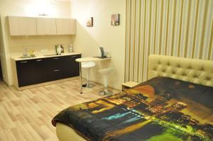 Yes Nord-City, Apartmanhotelek  Szentpétervár - big - 32