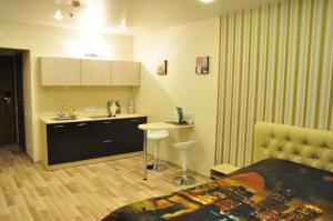 Yes Nord-City, Apartmanhotelek  Szentpétervár - big - 9