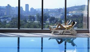 Dalian Swish Hotel, Hotely  Dalian - big - 69