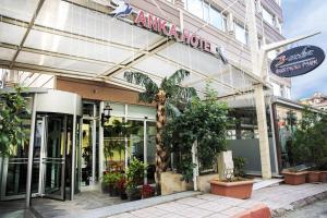 Anka Business Park, Szállodák  Isztambul - big - 56
