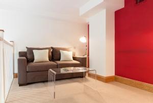 Apartament typu Suite z antresolą