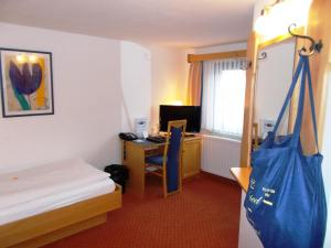 Hotel Thalfried, Hotels  Ruhla - big - 17