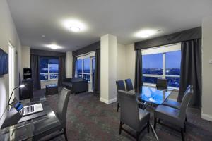 Suite de 2 dormitorios con balcón