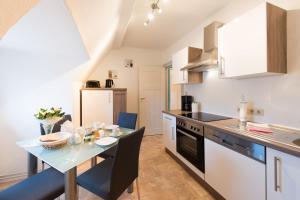 Harztour Ferienwohnung II, Apartments  Quedlinburg - big - 8