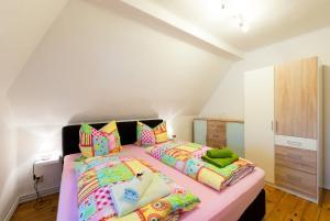 Harztour Ferienwohnung II, Apartments  Quedlinburg - big - 9