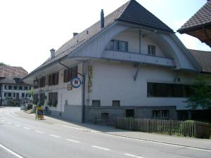 Landgasthof-Hotel Adler, Hotels  Langnau - big - 31