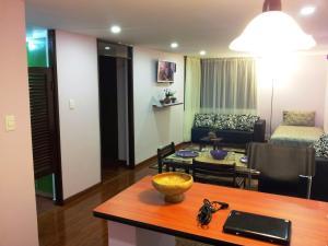Bogotá Aparts, Ferienwohnungen  Bogotá - big - 5