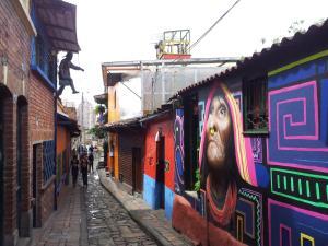 Bogotá Aparts, Ferienwohnungen  Bogotá - big - 3