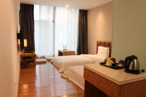 Shanshui Trends Hotel East Station, Отели  Гуанчжоу - big - 19