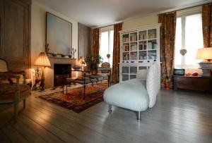 Logis Saint-Léonard, Отели типа «постель и завтрак»  Онфлер - big - 22