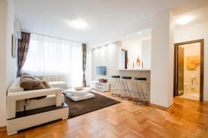 Apartments King Milan, Appartamenti  Belgrado - big - 1