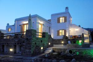 Aigaio Studios, Apartmány  Tinos Town - big - 26