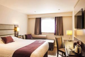 Premier Inn Glasgow Pacific Quay, Hotel  Glasgow - big - 19