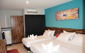 Dwella Suvarnabhumi, Отели  Лат-Крабанг - big - 8