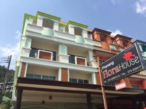 Pranang Flora House, Отели  Ао Нанг Бич - big - 26