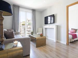 Grandom suites appart h tel avec chambres familiales barcelone - Hotel chambre familiale barcelone ...