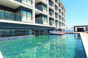 Ohtels Cap Roig, Hotels  L'Ampolla - big - 21