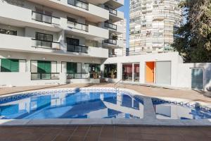 Foto Apartamentos Michel Angelo Benidorm