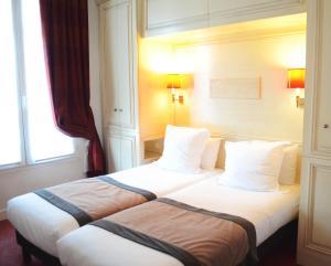 Montparnasse Daguerre, Hotels  Paris - big - 10