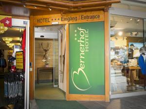 Hotel Bernerhof Grindelwald, Hotel  Grindelwald - big - 67