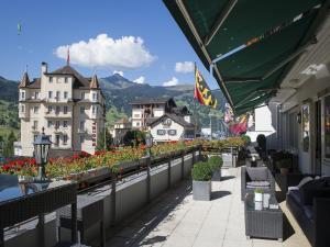 Hotel Bernerhof Grindelwald, Hotel  Grindelwald - big - 66