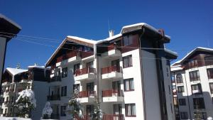 Apart Hotel Flora Residence Daisy, Residence  Borovets - big - 42