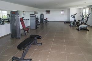 Babylon Beach Residence 2, Apartmanok  Side - big - 8