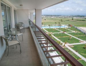 Babylon Beach Residence 2, Apartmanok  Side - big - 20