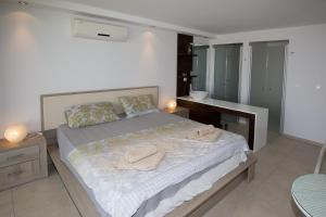 Babylon Beach Residence 2, Apartmanok  Side - big - 25
