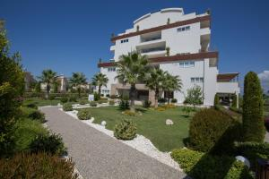 Babylon Beach Residence 2, Apartmanok  Side - big - 29