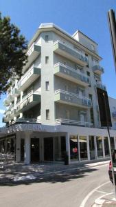Hotel Vienna, Hotel  Gabicce Mare - big - 47