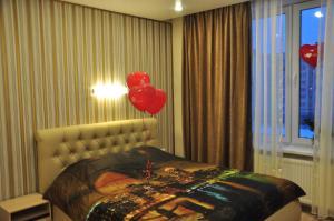 Yes Nord-City, Apartmanhotelek  Szentpétervár - big - 3