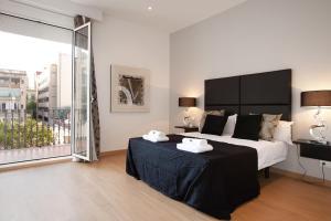 Alcam Paseo de Gracia, Appartamenti  Barcellona - big - 17