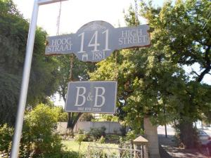 141 High Street Bed and Breakfast, Bed & Breakfasts  Oudtshoorn - big - 20