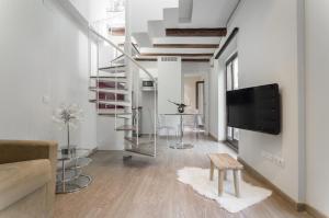 Kirei Apartment Sombrereria, Ferienwohnungen  Valencia - big - 3