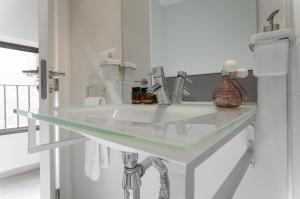 Kirei Apartment Sombrereria, Ferienwohnungen  Valencia - big - 20