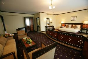 Imperial Suites Hotel, Hotely  Dubaj - big - 10