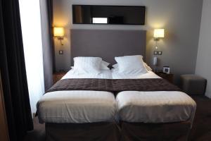Hôtel Edgar, Hotels  Saint-Brieuc - big - 2